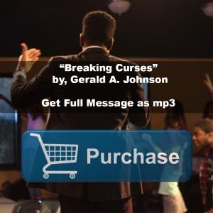 breaking curses button